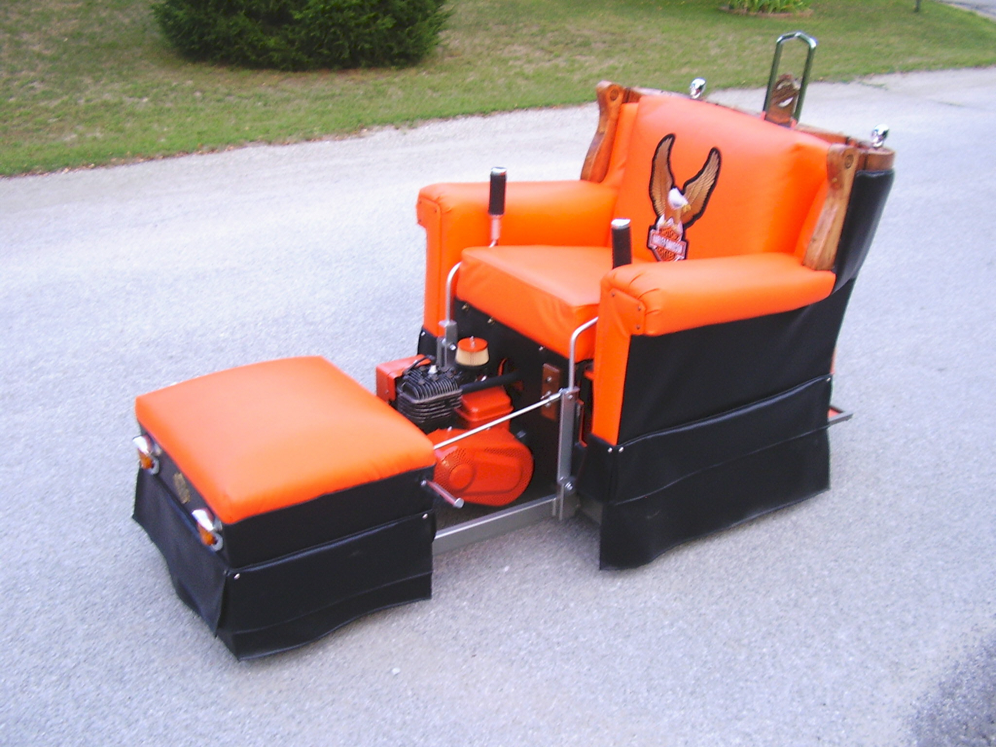 Armchair Cruisers Motorized Couches And Sofas