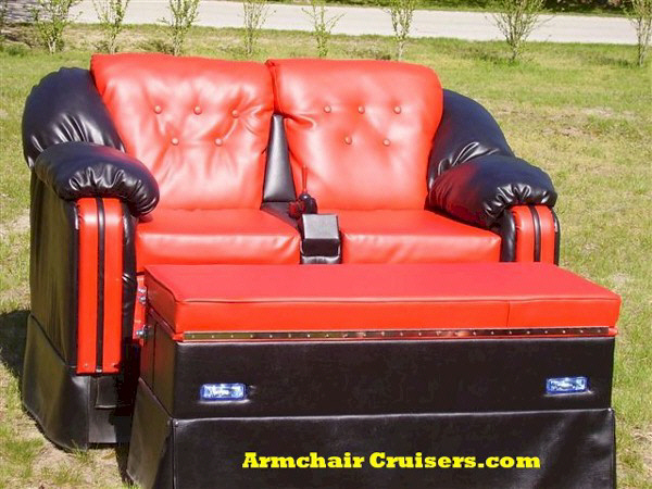 Welcome To Armchair Cruisers. The Most Comfortable RIDES On The Planet!!!